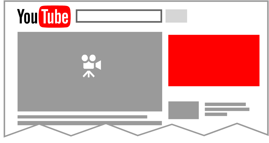 Display Anzeigen YouTube